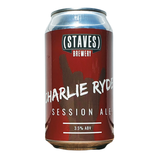 Staves Brewery Charlie Ryder Session Ale