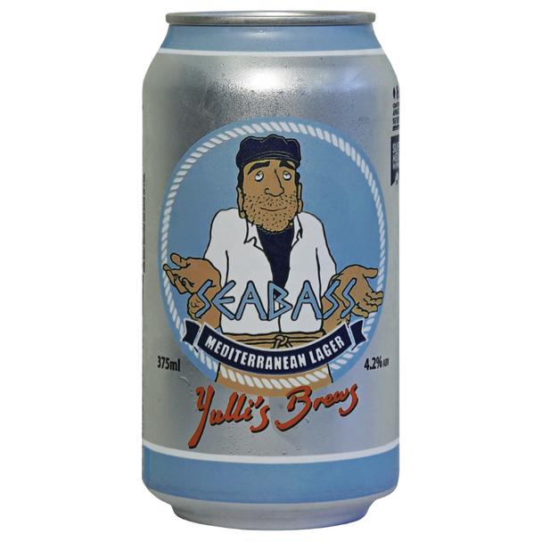 Yulli's Seabass Lager