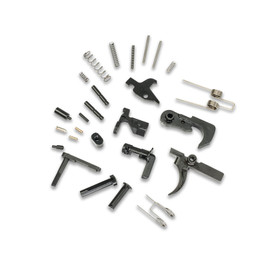 AR15 Lower Parts Kit - Schmid Tool Upgrade from White Label Armory