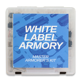 AR15 Parts Kit - Master Parts Amorers Kit by White Label Armory