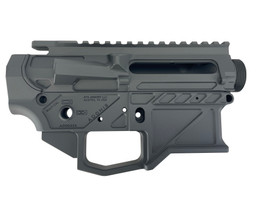 ATX Armory Adonis AR15 Billet Receiver Set—Sniper Grey at White Label Armory