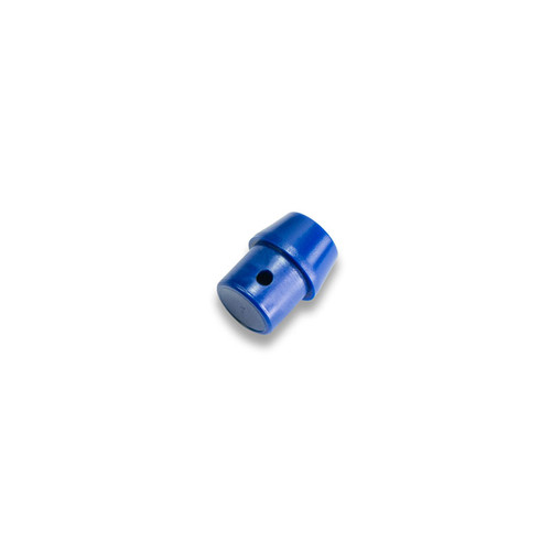 M16 / AR10 / AR15 Buffer Tip - Blue at White Label Armory