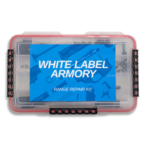 AR15 Parts Kit - Range Kit by White Label Armory