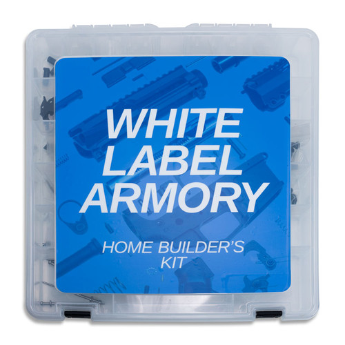 AR15 Parts Kit - Home Builder's Parts Kit by White Label Armory