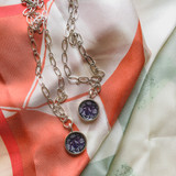 Lockets for two Yogis from UpYoga of Minneapolis!