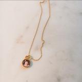 Keepsake Locket Jewelry for My Sister: Photo of our Grandma