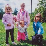 Sisters Circa 1993