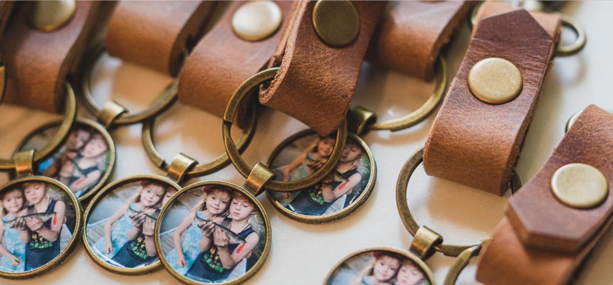 Bronze Lockets