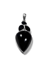 Black Onyx Pendant 8