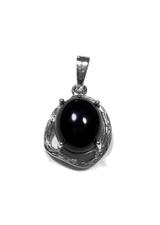 Black Onyx Pendant 16