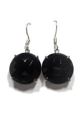 Black Onyx Dangle Earrings 4