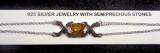 Citrine Gemstone Bracelet 4