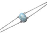 Larimar Bracelet 18