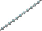 Larimar Bracelet 24