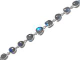 Labradorite Bracelet 1