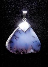 Dendrite Opal Pendant 15