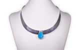 Larimar Necklace 6