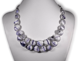 Dendrite Opal Necklace 2