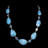 Larimar Necklace 11
