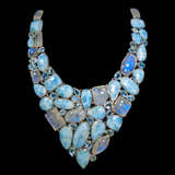 Larimar Necklace 12