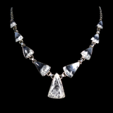 Dendrite Opal Necklace 4