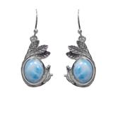 Larimar Dangle Earrings 59