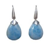 Larimar Dangle Earrings 62