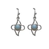 Larimar Dangle Earrings 67