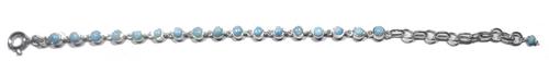 Larimar Bracelet 1