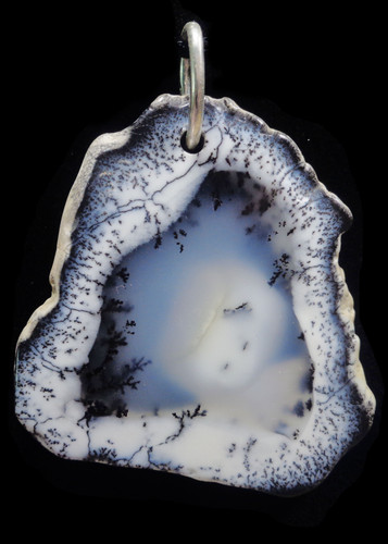 Dendrite Opal Pendant 39