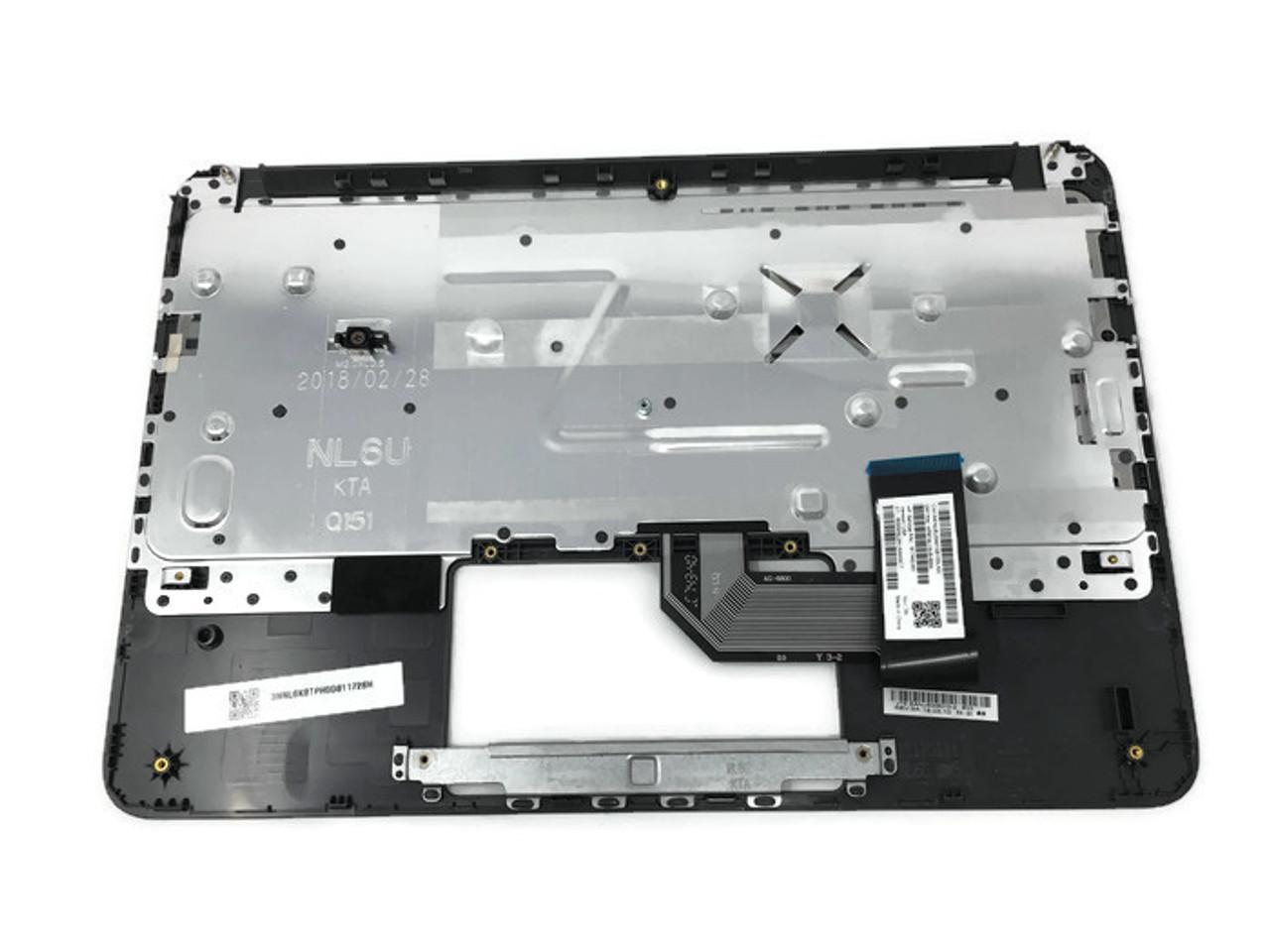 HP 11 G5 EE Chromebook Palmrest w/Keyboard Only