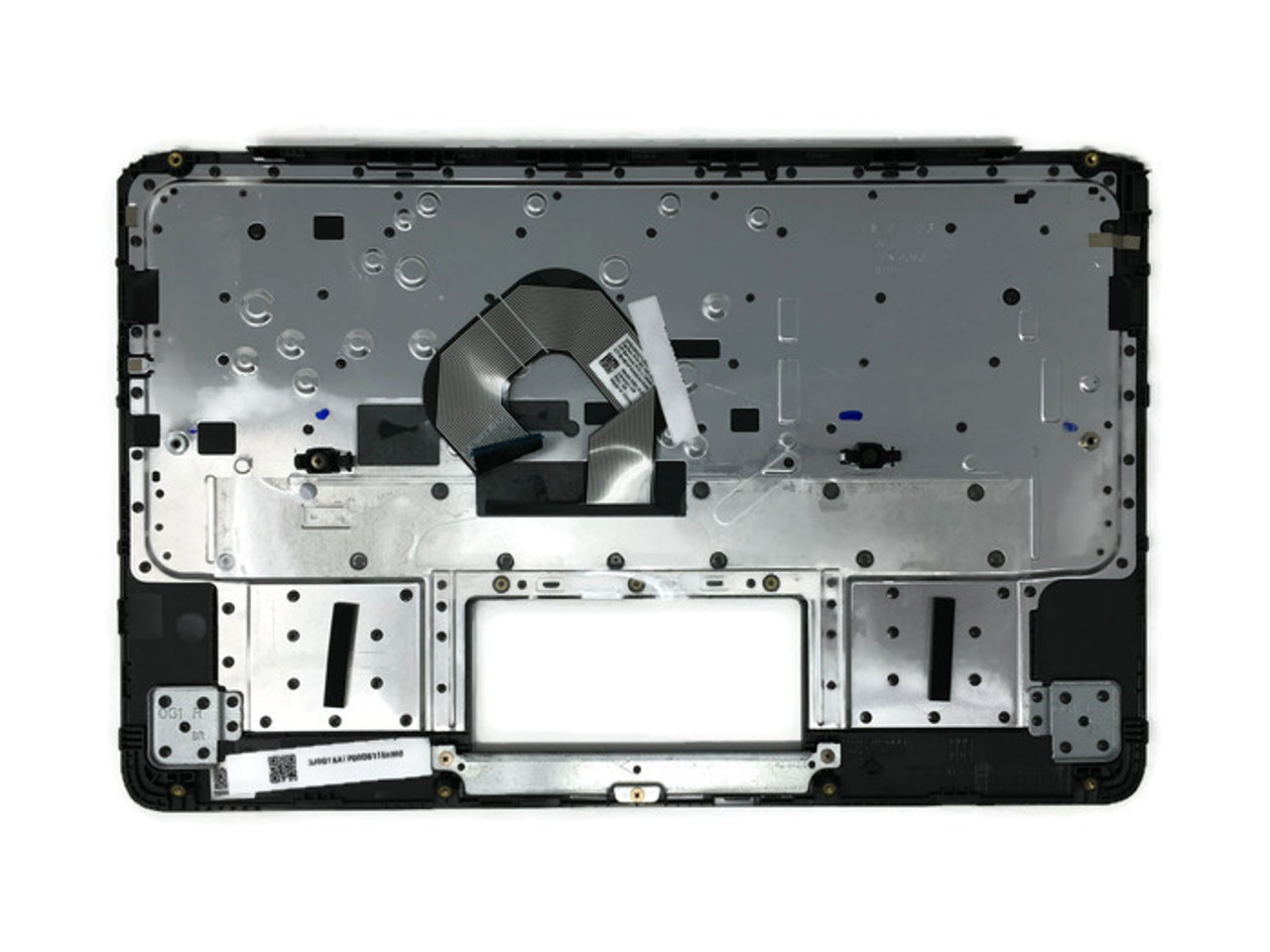 HP 11 G6 EE Chromebook Palmrest w/Keyboard Only