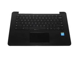 Asus C300MA Chromebook Palmrest w/Keyboard only, Black