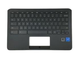 HP 11A G6 EE Chromebook Palmrest w/Keyboard Only (AMD)