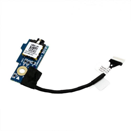 Dell 13 3380 Chromebook Audio Board w/Cable