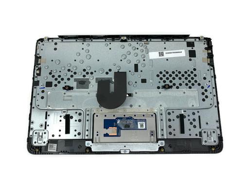 HP 11 G7 EE Chromebook Palmrest w/Keyboard & Touchpad