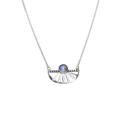Adrift Moonstone Necklace