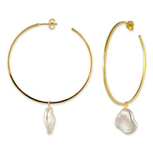 Baltic Earring Gold