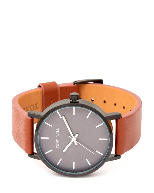 Classic 36mm Tan Leather