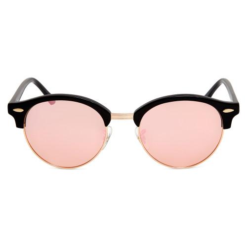 Matt Black Polarised Sunglasses