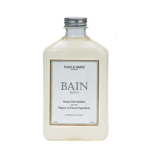 Hampton Body Range Figue Bubble Bath