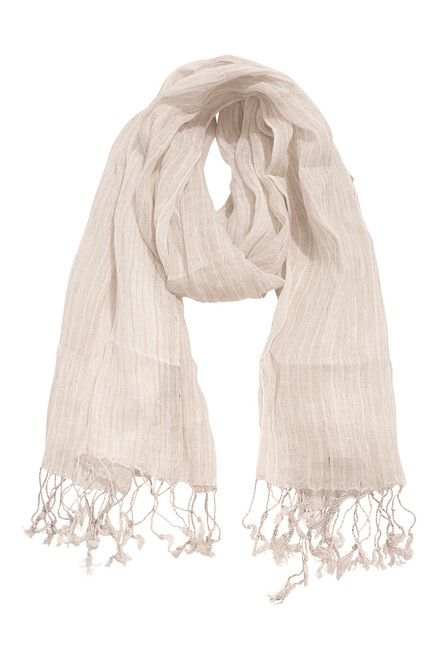 Tembe Scarf in Sand