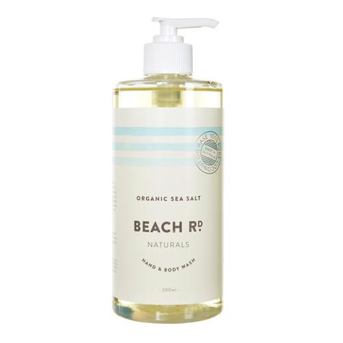 500ml Sea Salt Hand & Body Wash