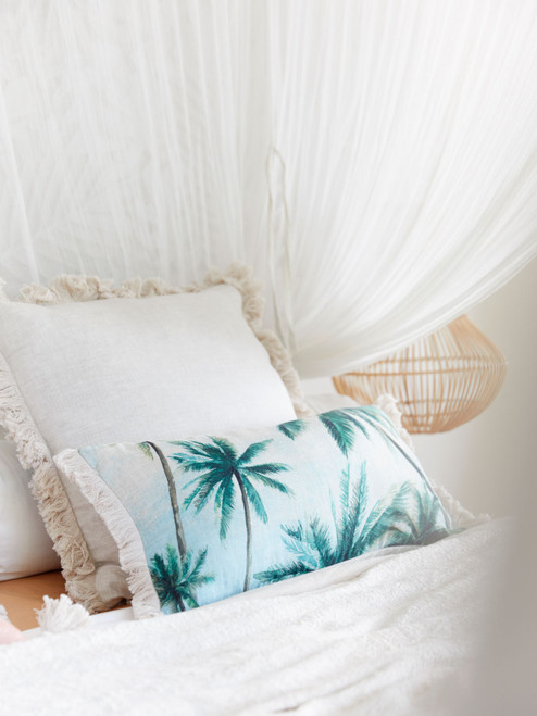 Palm Grove Cushion