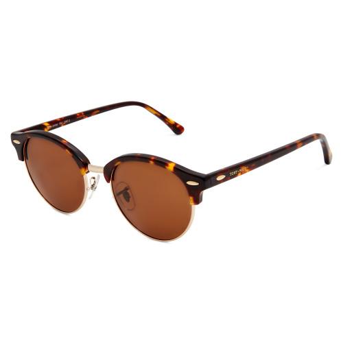 Brown Polarised Sunglasses - Nile