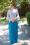 Modest Dainty Jewell's Original Perfect Ruffle Skirt
