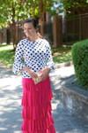 Modest Dainty Jewell's Original Perfect Ruffle Skirt