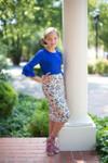 Modest Little Pencil Skirt