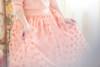 Vintage Girls Tutu Skirt (Rose)