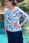 The Bow Swim Top (7 colors)